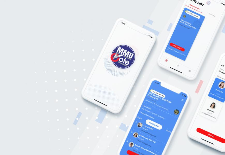 MMU Blockchain Vote